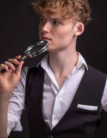 Actor Portrait Portfolio photograph