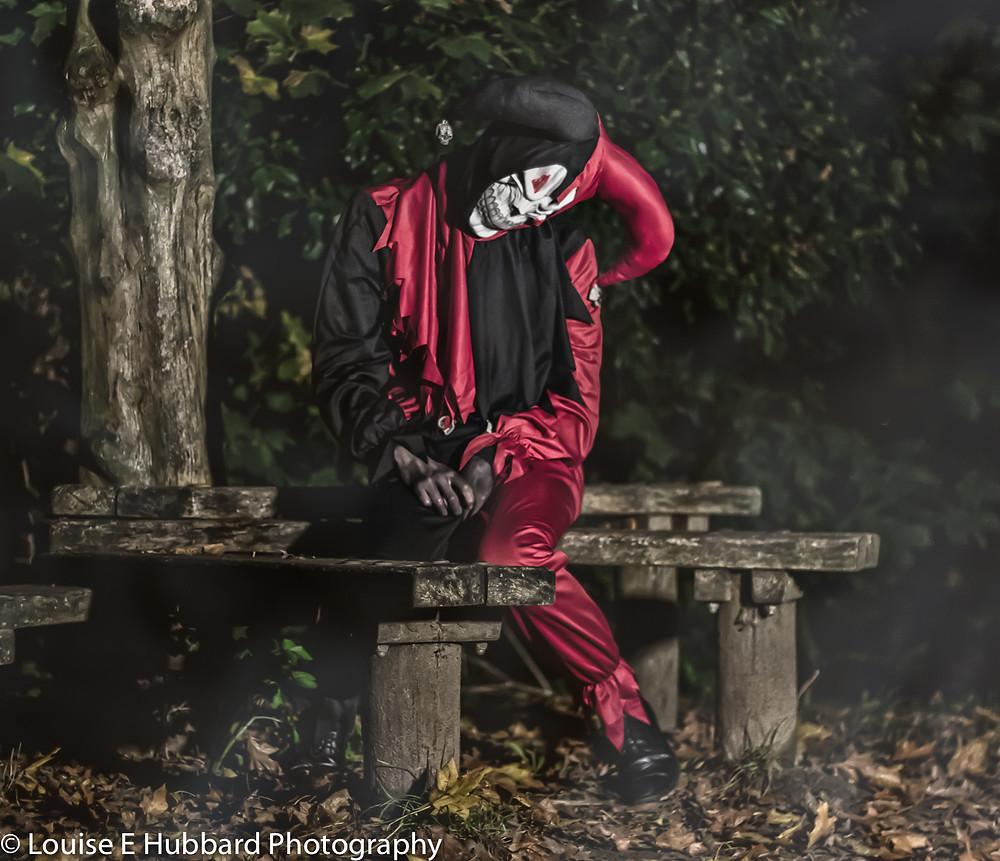 Halloween photography editing