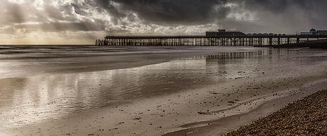 Beach at Hastings