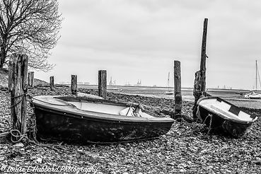 boats at Lower Halstow