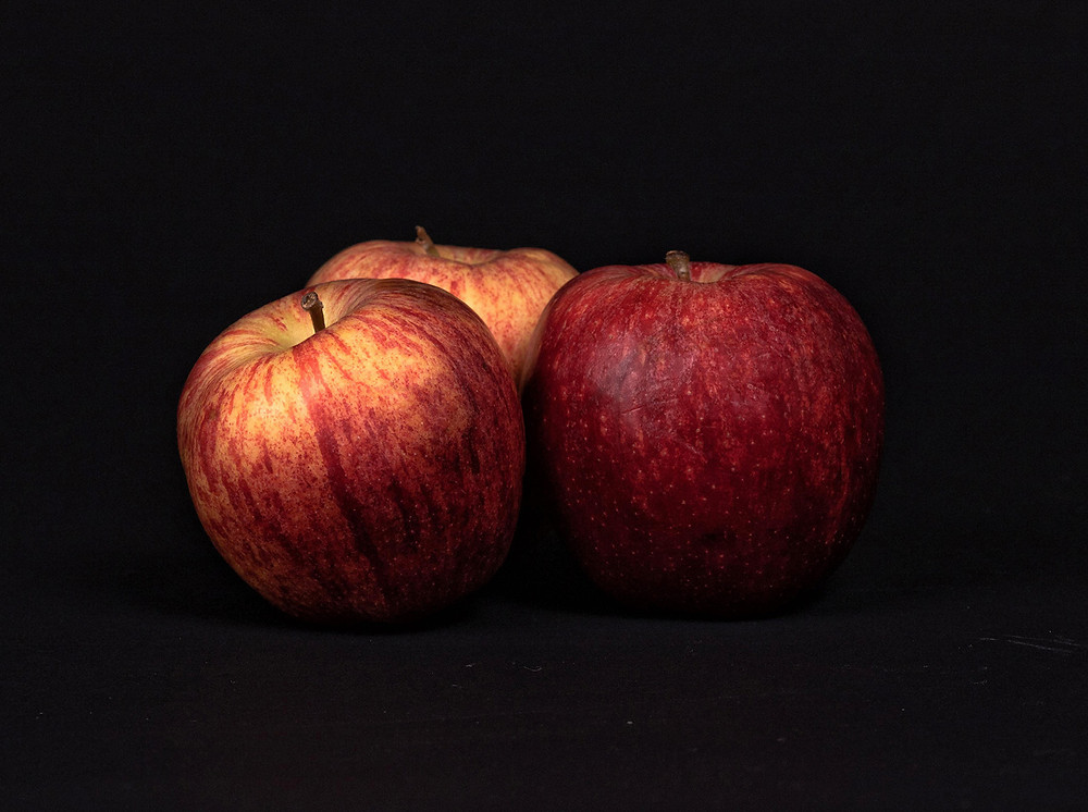 Still Life Photography of Apples