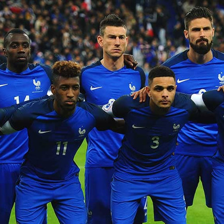 No Matter today's outcome: France will stand tall at WC Finale