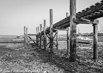 jetty at Lower Halstow