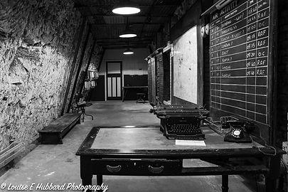 World War 2 Strategic Hub at Fort Amherst Tunnels