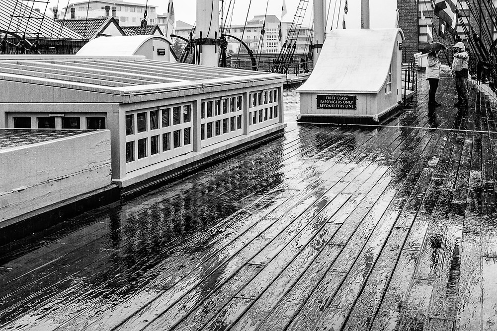 Photograph of SS Great Britain, Bristol