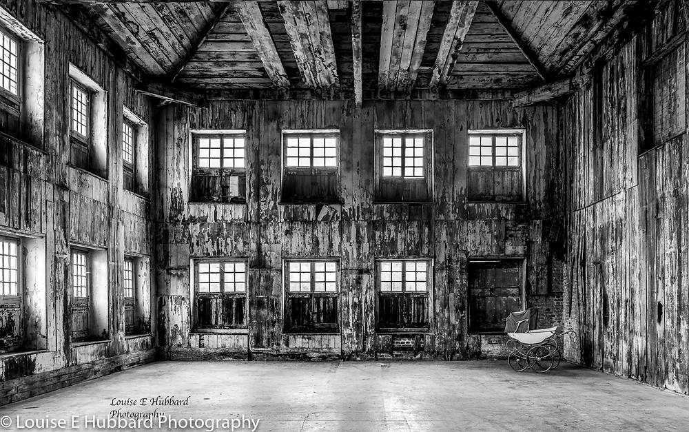 Tarred Yarn Store at Chatham Historic Dockyard
