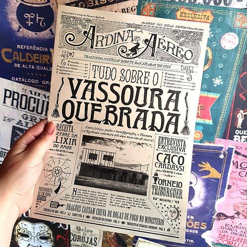 Jornal Ardina Aéreo