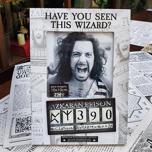 Porta Retrato Azkaban