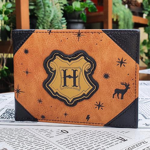 Carteira Brasão Hogwarts