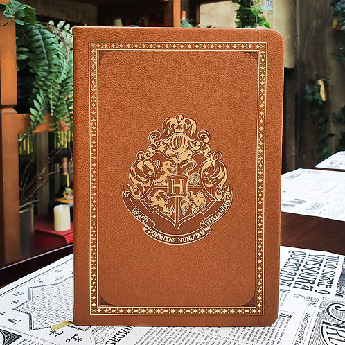 Caderno Hogwarts