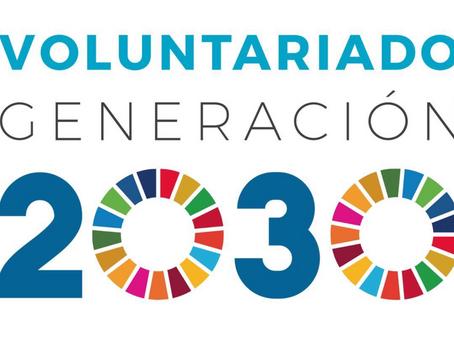 ¿Conoces la App Voluntariado Generación 2030 de la ONU? 📲