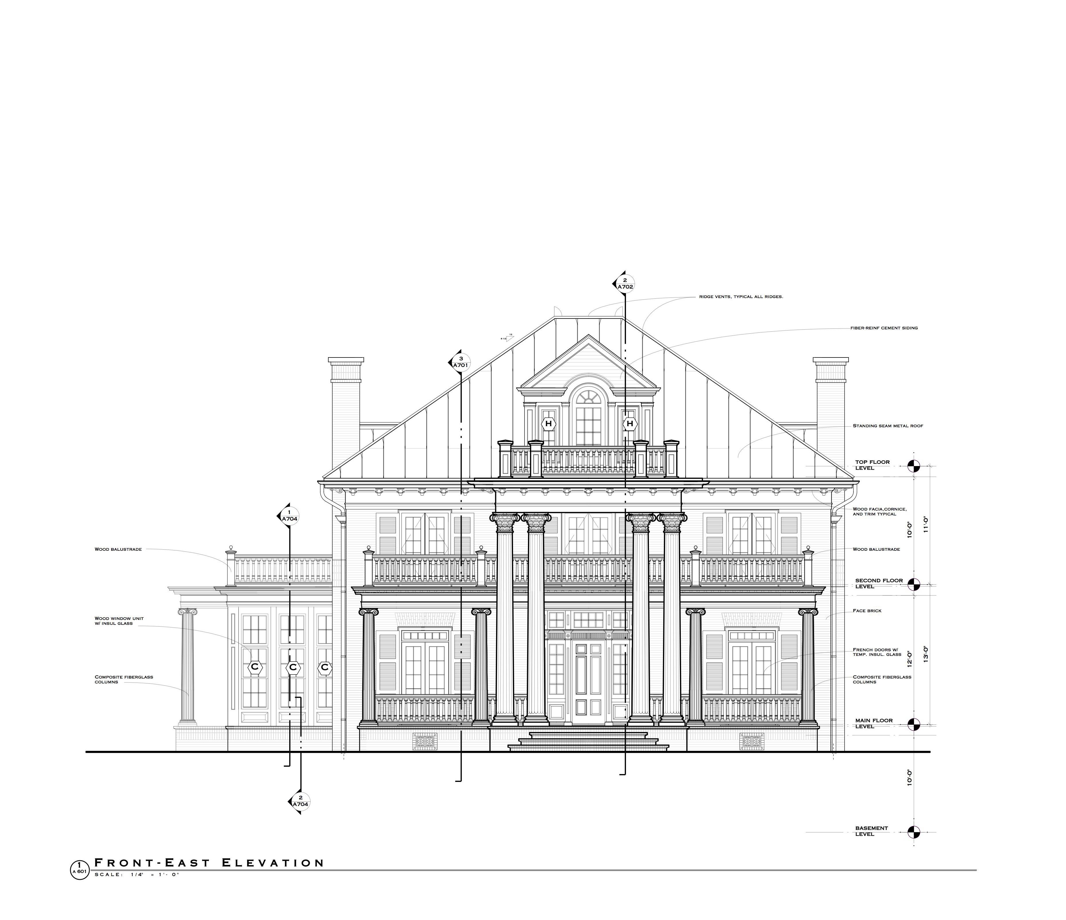 Richardson Residence