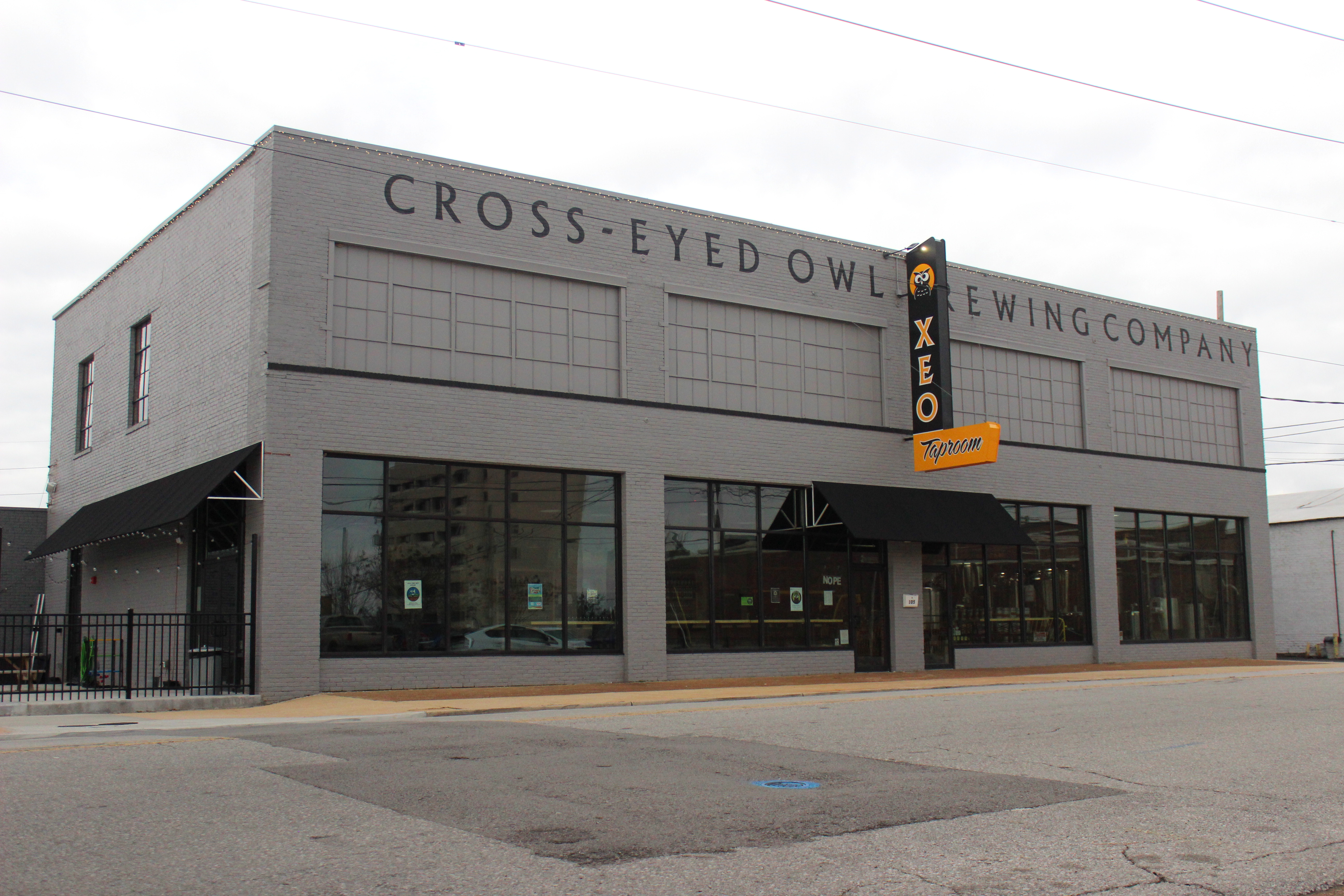 Cross-Eyed Owl Brewing