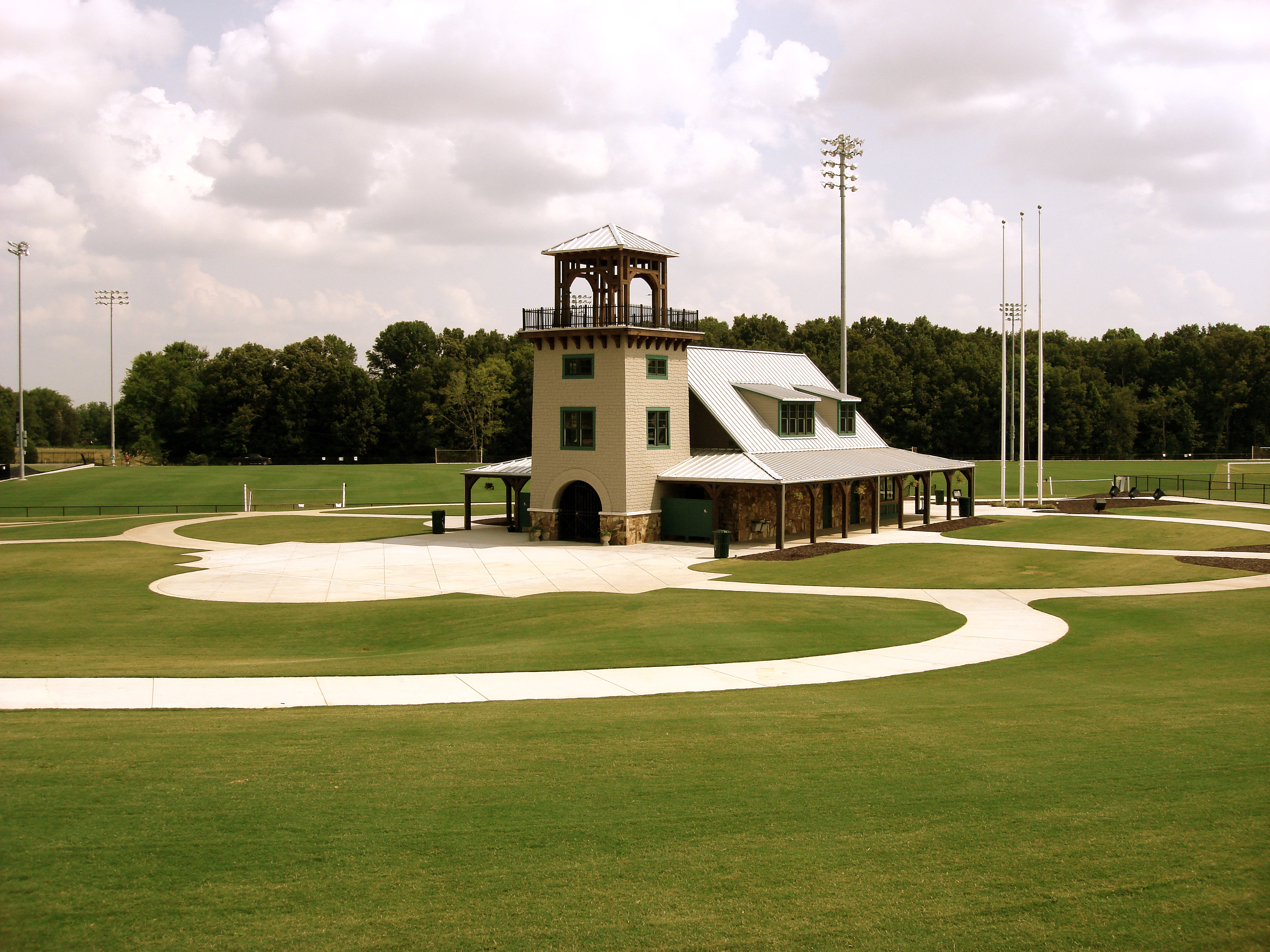 Jack Allen Recreation Complex