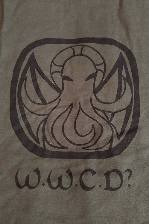 Large Cthulhu Graphic W.W.C.D?