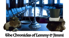The Chronicles of Lemmy & Jimmi - Episode 1: The New Office