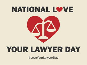 How to celebrate Love Your Lawyer Day