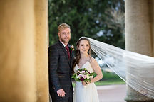 Cotswold wedding styled shoot at Pittville Pump Room