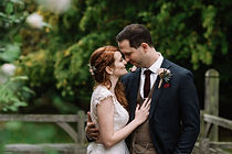 Fairytale, autumnal and enchanted forest wedding at Cripps Barn in the Cotswolds.