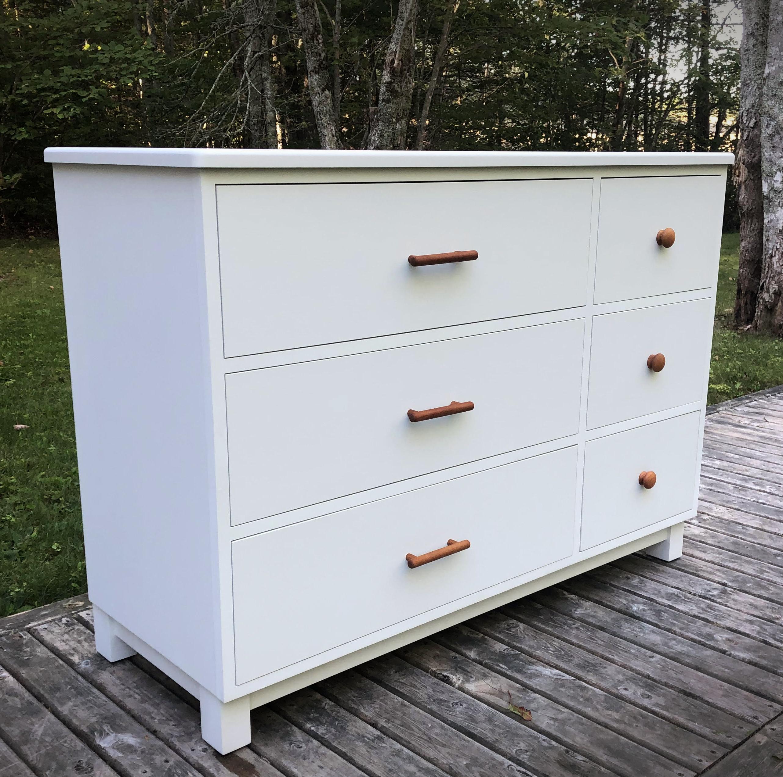 American White Dresser
