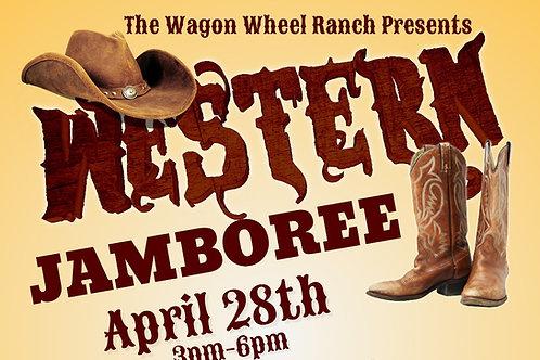 Western Jamboree Event Ticket