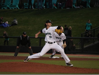 Coastal Carolina Sends Another Pitcher to the Royals This Summer