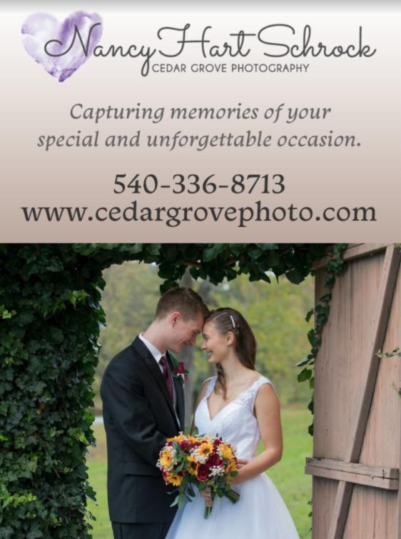 Cedar Grove Photography - Nancy Hart Schrock