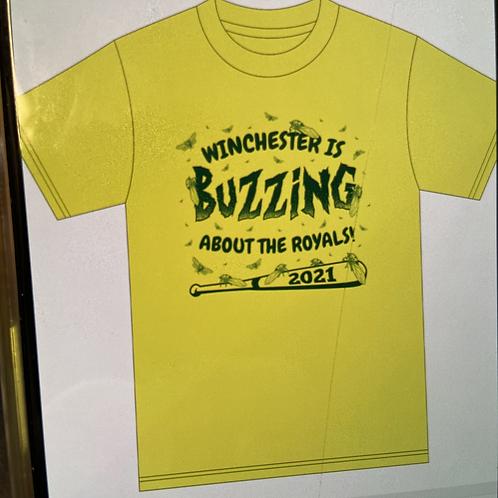 Kids Buzzing T-shirt
