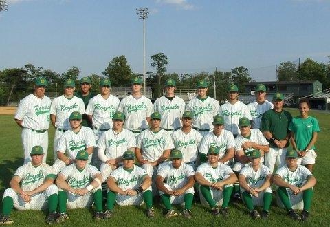 Winchester Royals Team 2008