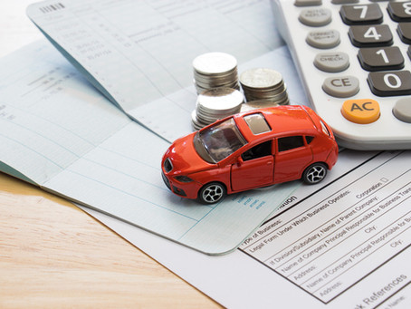 How is a Car Insurance Policy rate calculated?