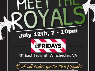 Meet the Royals Fundraiser