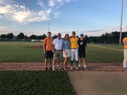 2018 Winchester Royals Baseball