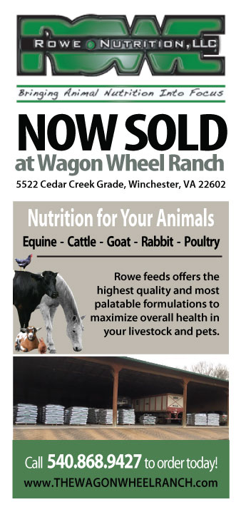 Rowe Feed at WWR