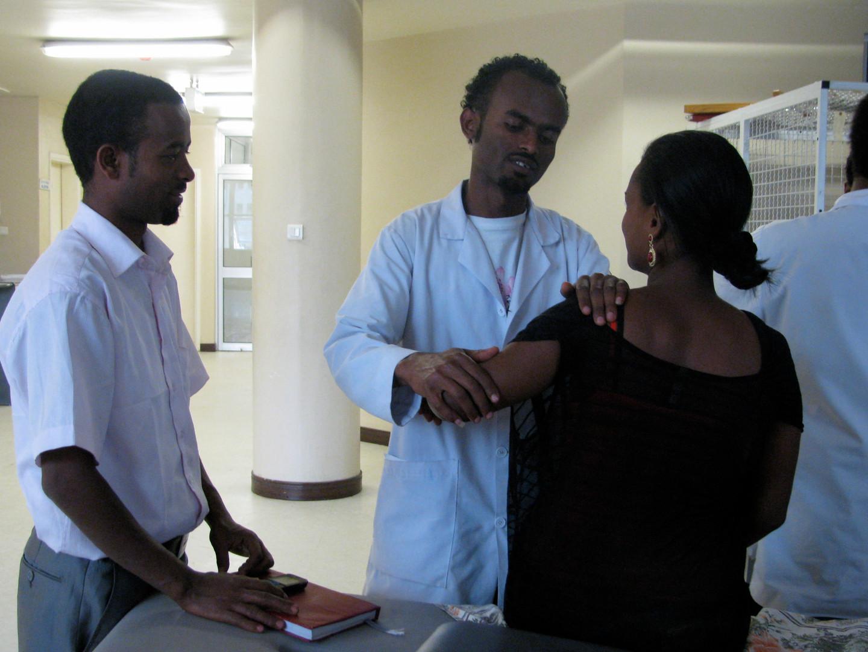 The Jackson Clinics Foundation in Ethiopia