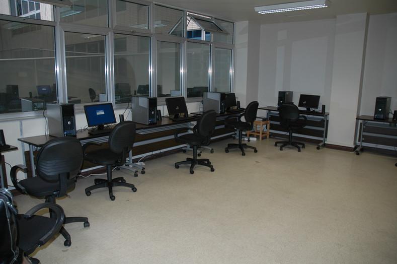 Computer lab Ethiopia