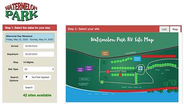 Watermelon Park Online Reservations