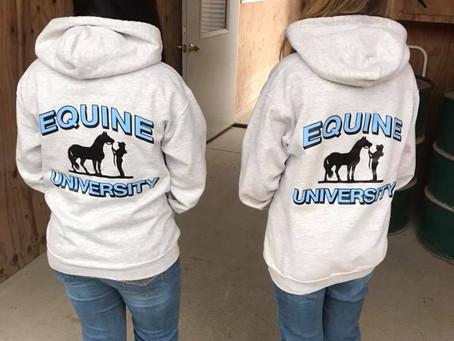 Join Equine University!
