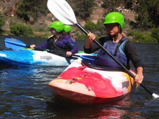 What does a Unicorn and a Whitewater Kayak Have in Common?