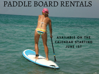 $30 Kayak or Paddle Board (SUP) Rentals through June 30th for Online Bookings