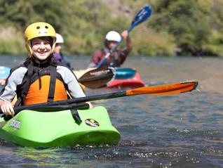 Whitewater Kayak Fun Coming Soon... Classes Online