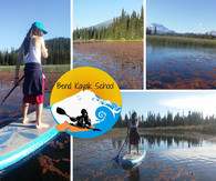 Evening Kayak and Paddle Board Rentals in Bend: Paddling Hosmer Lake after Work