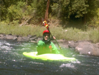 Journey from Novice to Intermediate Whitewater Kayaking From a Bend Kayak School Student: Whitewater