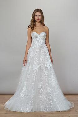 Liancarlo 7864 dress sample sale