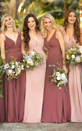 Sorella Vita Bridesmaid Dresses at Bridal Beginning