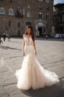 Milla Nova Tonia at Bridal Beginning