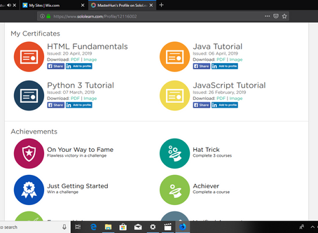 SoloLearn: HTML Fundamentals