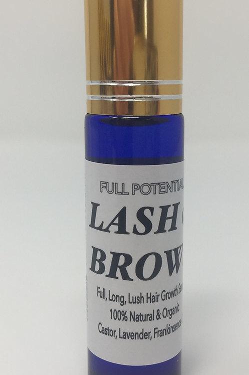 FULL POTENTIAL  LASH & BROWS
