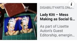 DisabilityArtsOnline 7.0219