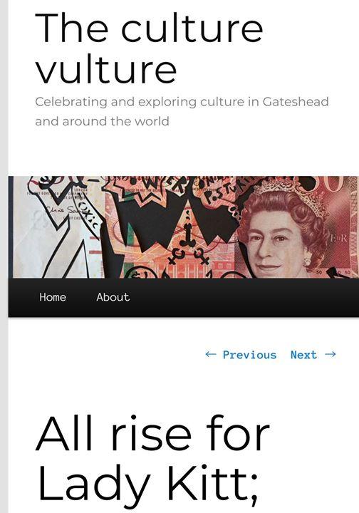 Culture Vulture 08 03 18