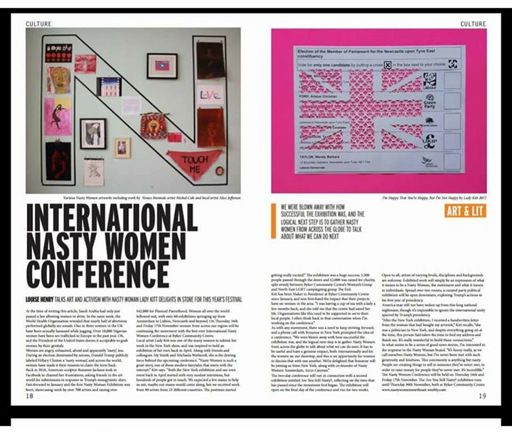 NARC Magazine Nov 2017